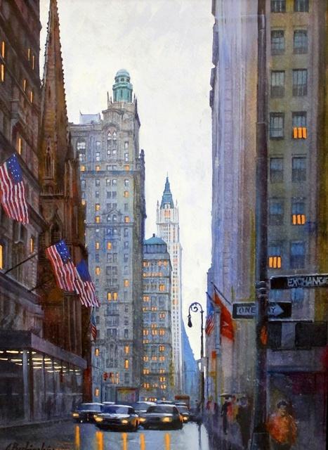 , 'Financial District,' , LaMantia Fine Art Inc.