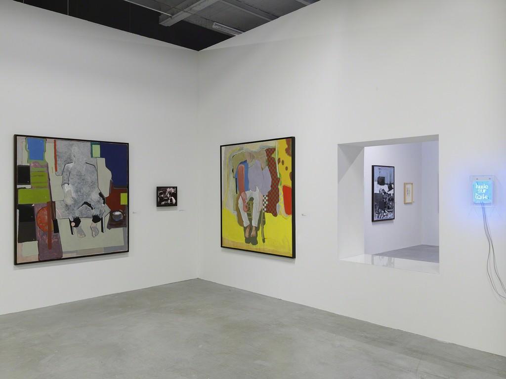 Exhibition view of Jean-Michel Alberola, L'aventure des détails, Palais de Tokyo (19.02 – 16.05.2016). © ADAGP, Paris 2016. Photo: André Morin.