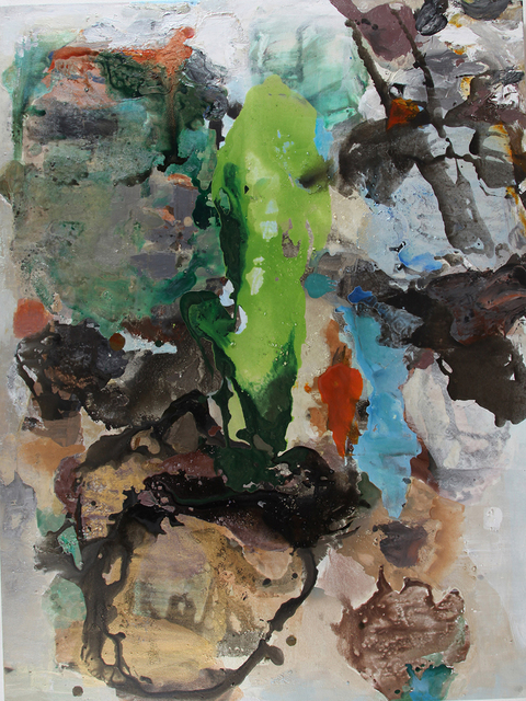 , 'Green Deep,' , FP Contemporary