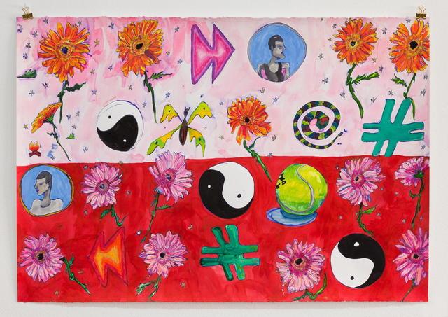 , 'Rose Yang,' 2018, MARTOS GALLERY