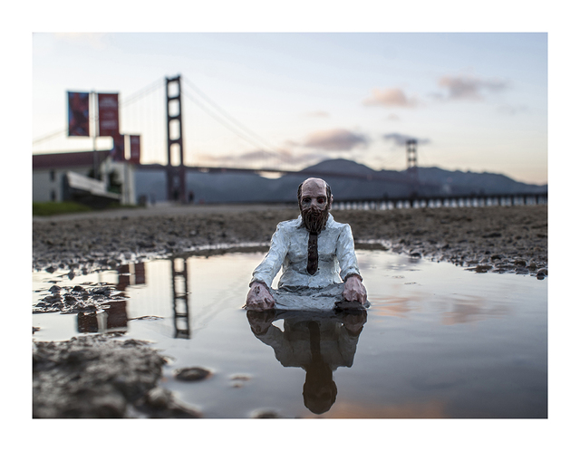 , 'Yogui. San Francisco, CA EEUU,' 2013, ANNO DOMINI