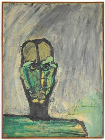 , 'Benzinaro,' 1956, Konrad Fischer Galerie