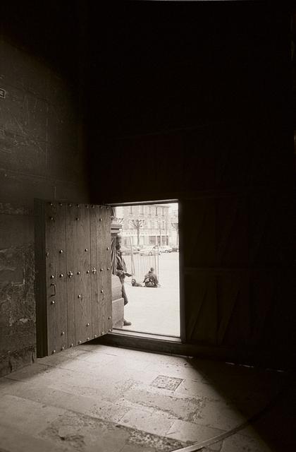 , 'Beggar,' 2017, Carter Burden Gallery