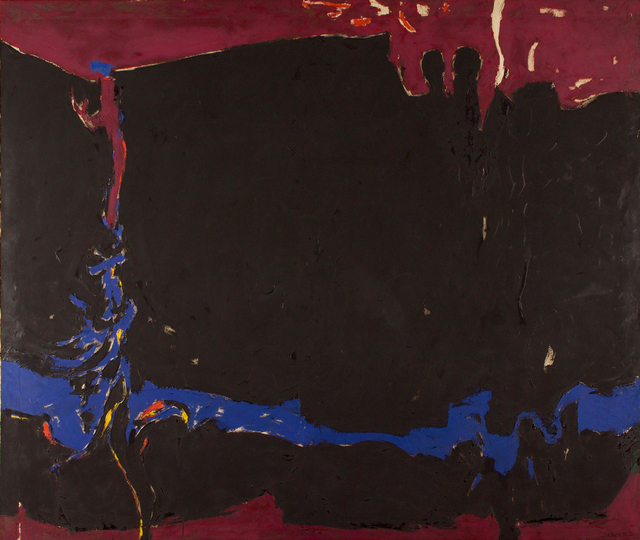 , 'Untitled,' 1960, Foster Gwin Gallery