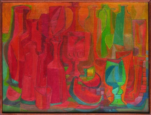 , 'Naturaleza Muerta,' 1956, Galeria Oscar Roman