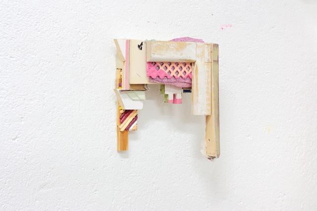 , 'Tocado (Seie Pedazos),' 2014, Formatocomodo