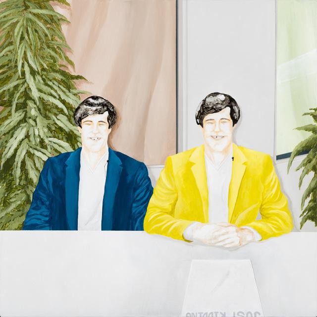 , 'Just Kidding,' 2014, Yiri Arts