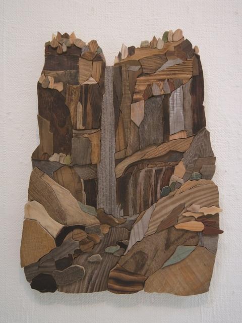 , 'Waterfall,' 2014, Tachibana Gallery