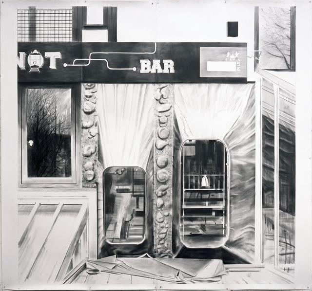 , 'La Mémé, Bar Architecte : Lucien Kroll Date de construction: 1970-1971 Bruxelles, Belgique,' 2016, Galerie Xippas