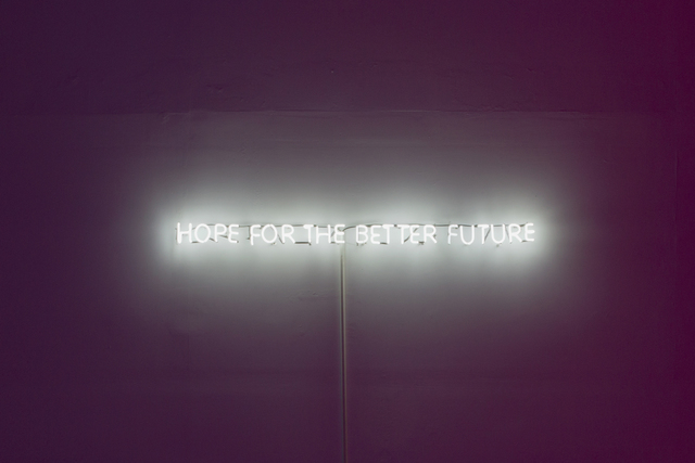 , 'Hope for the better future,' 2015, Lyla Gallery
