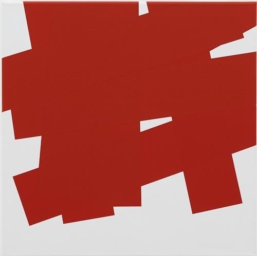 , '8 rectangles / 011 – 3,' 2011, TORRI