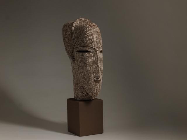 , 'Woman with earrings,' 2018, Ippodo Gallery