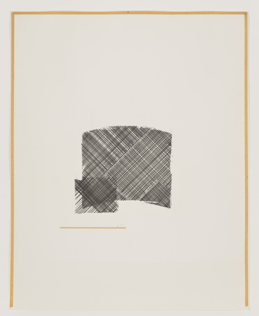 , 'Untitled,' 1975, Los Angeles County Museum of Art