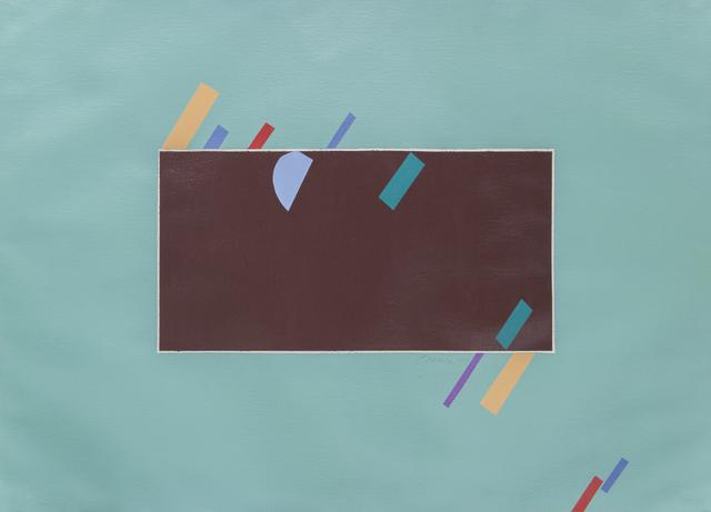 , 'Stelli,' 1980, Susan Eley Fine Art