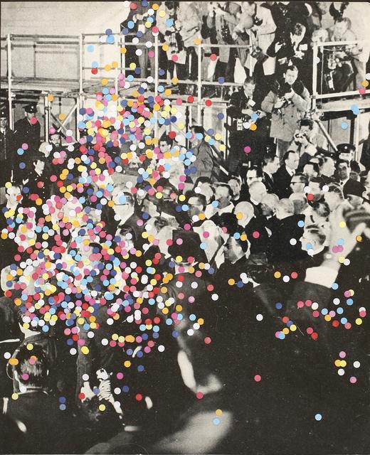 , 'Spotted,' 2014, Galerie Krinzinger