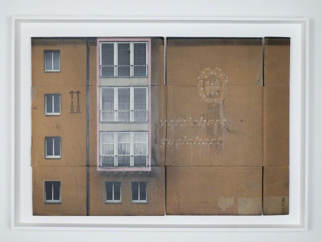 Evol, 'Not Sure About the Title', 2014, Galerie Matthew Namour