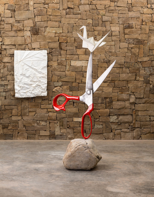 , '[ 1 ] Conversation Peace (Monument),' , ÆRENA Galleries and Gardens