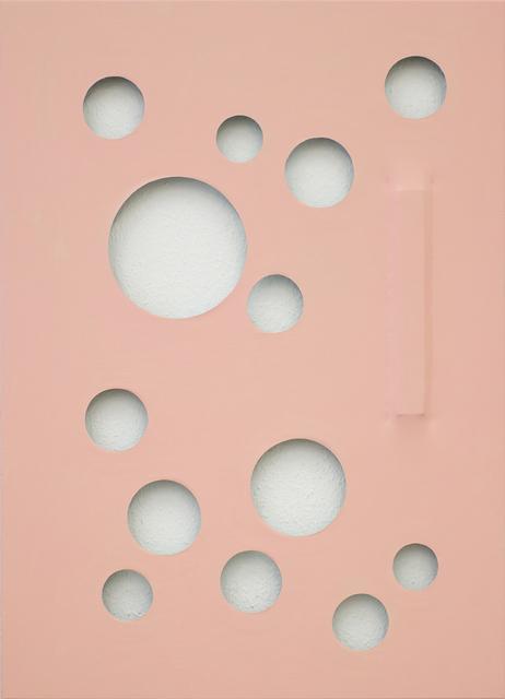 , 'dwb,' 2018, Galerie Richard