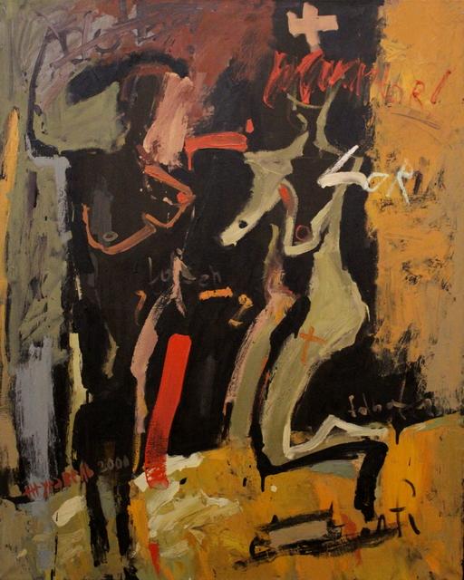 , 'Return,' 2000, Norman Fine Arts