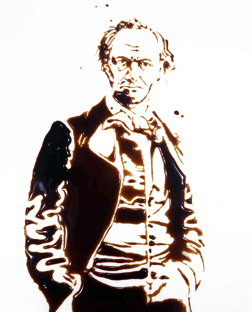 , 'Charles Baudelaire (from Pictures of Chocolate),' 1997, James Harris Gallery