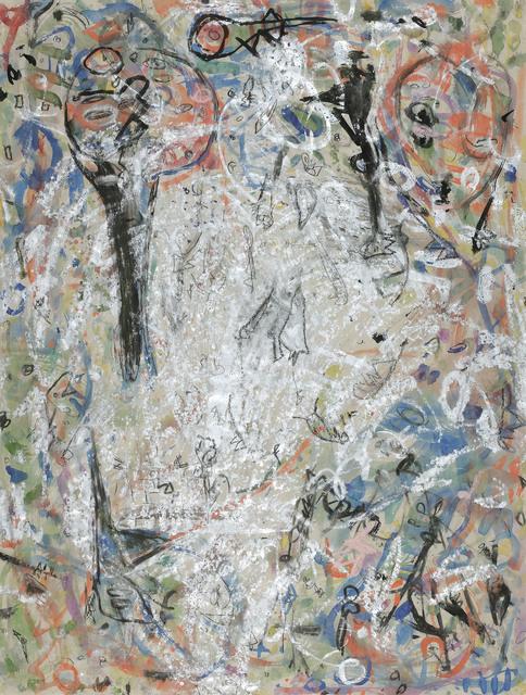 , 'Silver conglomerate,' 1985, Galerie Kovacek