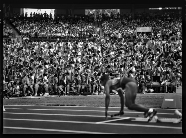 , 'Women's 4x100m Relay. Atlanta, Georgia, USA.,' 1996, Anastasia Photo