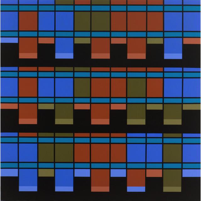 , 'Windows and Walls,' 2018, MARS
