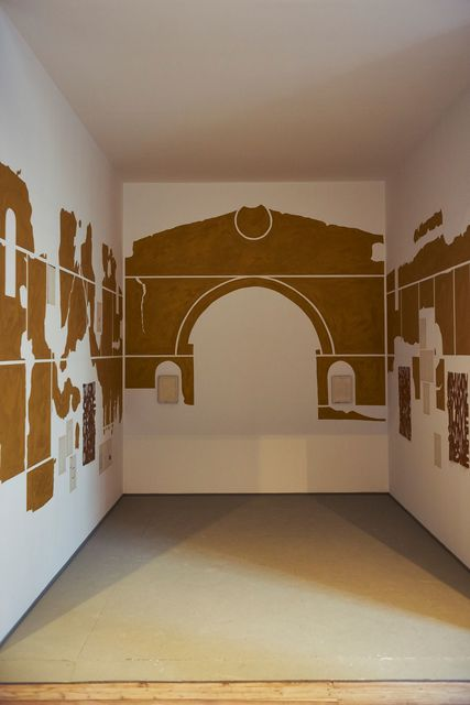 , 'Chapel,' 2015, 56th Venice Biennale