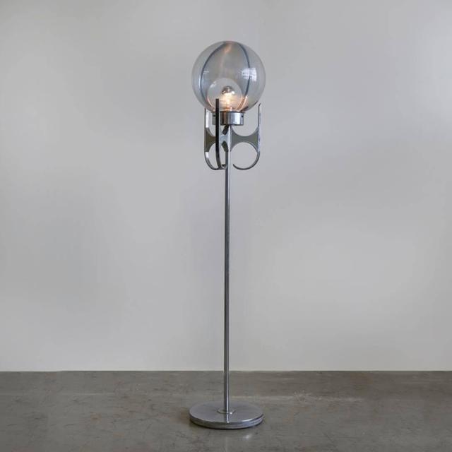 , 'Membrana Floor Lamp for Venini,' ca. 1969, Nicholas Kilner