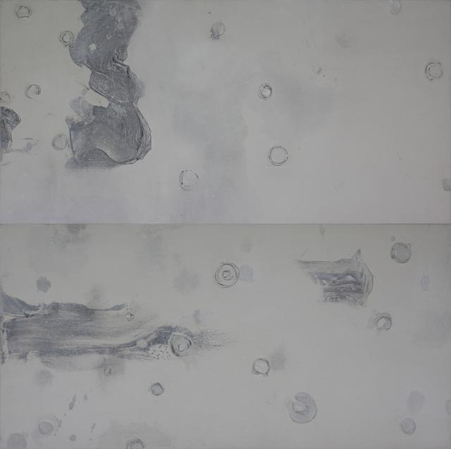, 'Rubbing Rain #15,' 2015, Leo Gallery