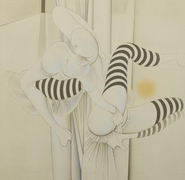 Hans Bellmer, 'Les Bas Reyes', 1974, Hieronymus