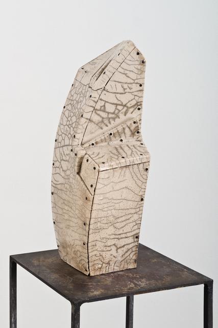 , 'White Cubic,' 2004, Lora Reynolds Gallery