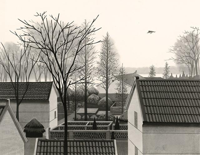 Chen Qi 陈琦, 'Scenery Schema', 1998, Asia Art Center