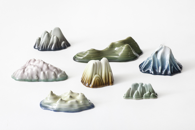 , 'Mountains,' 2016, Lacoste Gallery