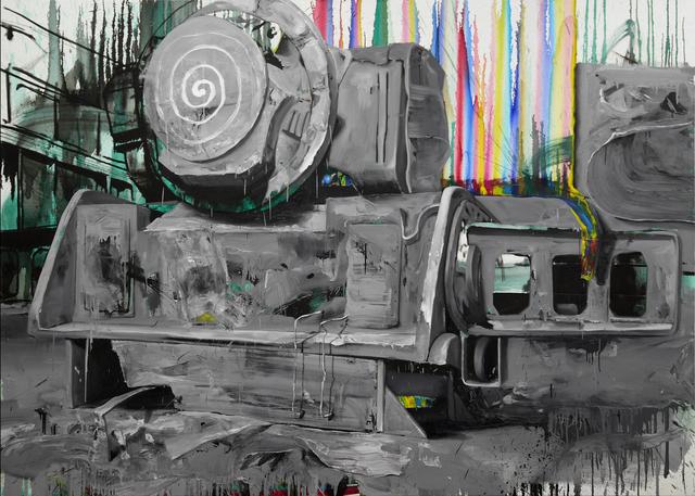 , '#129406,' 2012, Galerie Kornfeld