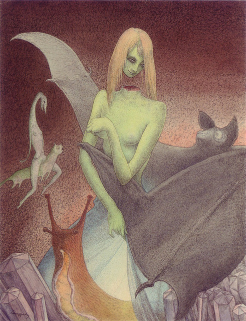 , 'The Decapitated Girl and the Bat,' 1949, Jason Jacques Gallery