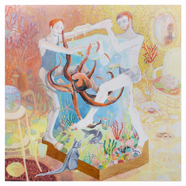 Marlene Steyn, 'A jar not ajar', 2019, SMAC