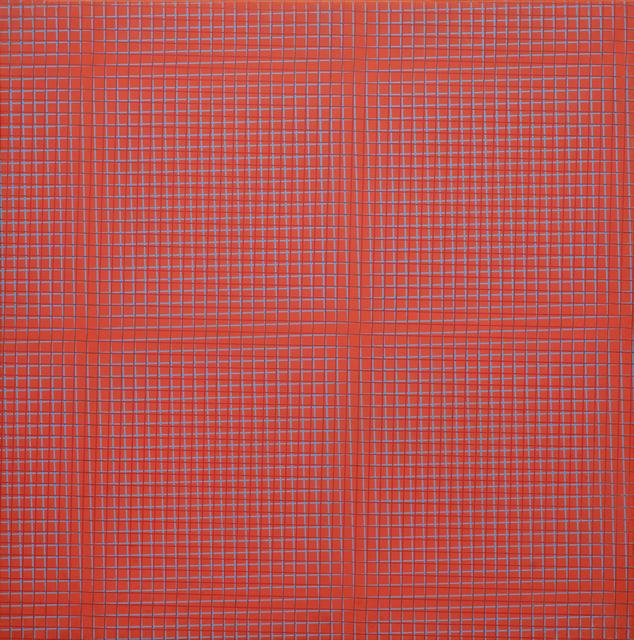 , '2 trames 2° - 88 °,' 1959-1969, Galerie Zlotowski