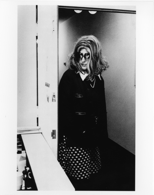 , 'Untitled (Roberta in an Adventure Wearing Sunglasses),' 1976, Anglim Gilbert Gallery