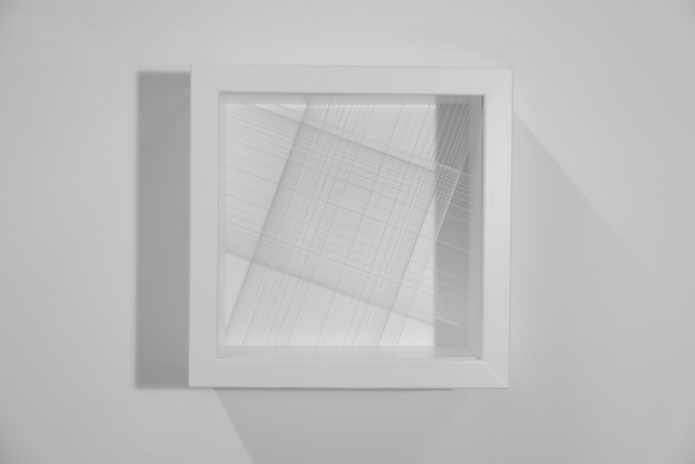 , 'Square by collision,' 2014, Galerie Franzis Engels