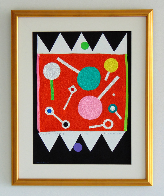 , 'Play Time (Fun to Paint),' 2015, Bruno David Gallery & Bruno David Projects