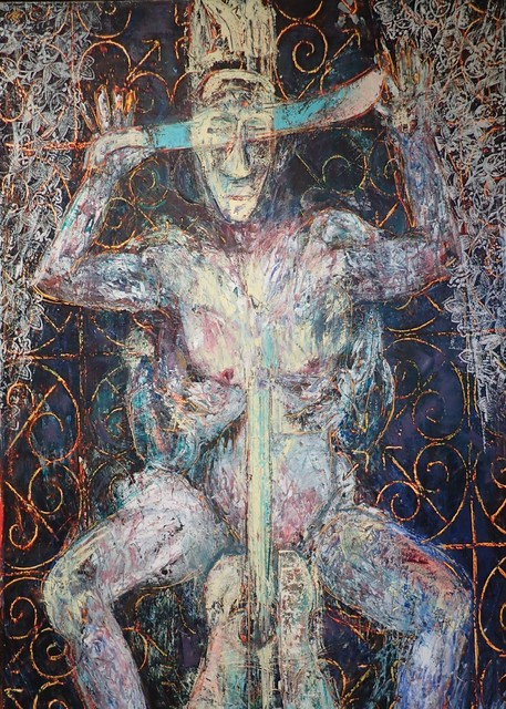 Arnaldo Roche-Rabell, 'Atrévete', 1989, Biaggi & Faure Fine Art