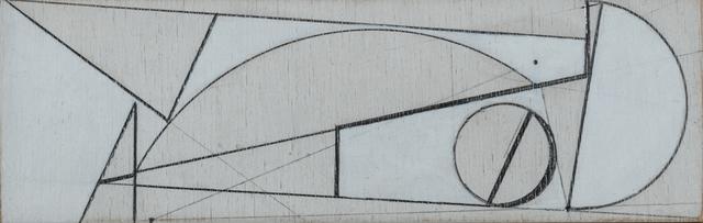 George Dannatt, 'Three Variations on AD', 1989, Waterhouse & Dodd