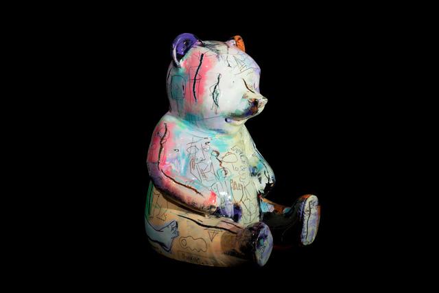 Julien Marinetti, 'TEDDY POPI 37 CM ', 2017, Gallery 32
