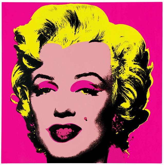 , 'Marilyn Monroe II - 31,' 1967, Nikola Rukaj Gallery