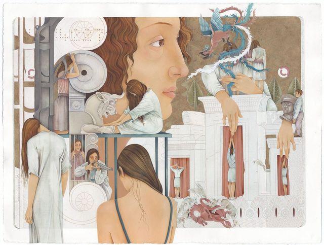 , 'Persepolis,' 2017, Fridman Gallery