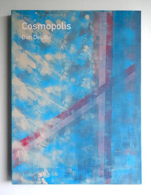 , 'Cosmopolis / Don DeLillo,' 2013, Anna Schwartz Gallery