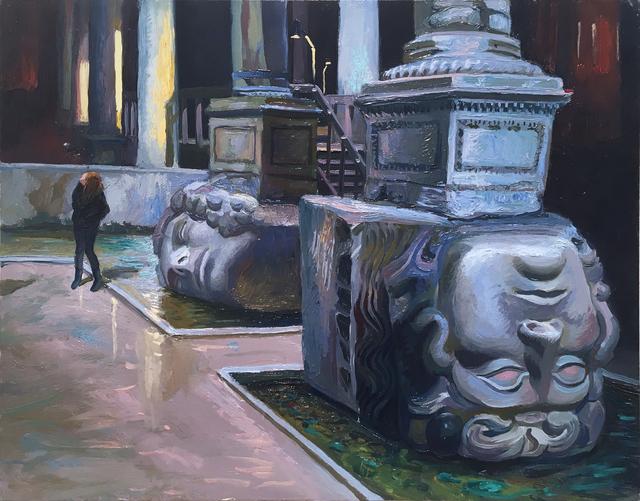 Thomas John Carlson, 'Istanbul Medusa', 2014, Deep Space Gallery