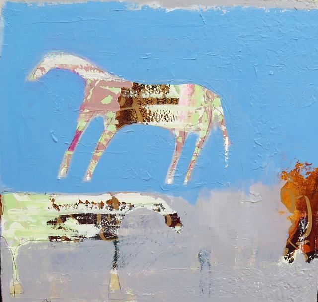 , 'Desert Horse 1,' 2015, al markhiya gallery