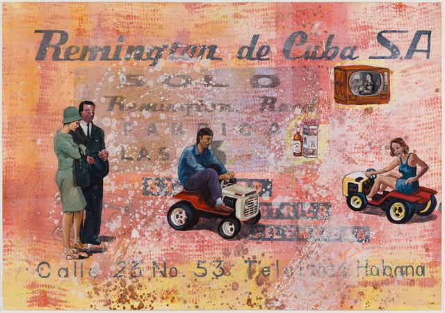, 'Vedado (No. 11),' 2006, Track 16 Gallery